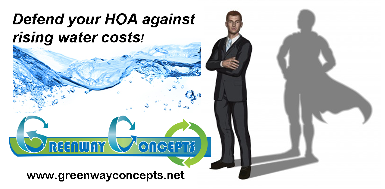 Defend your HOA against rising water costs